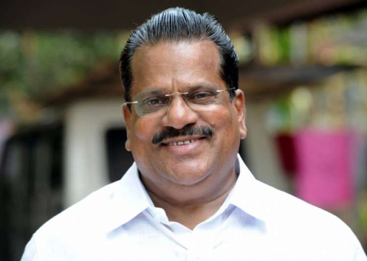 File pic of Kerala Industries Minister EP Jayarajan - India Tv