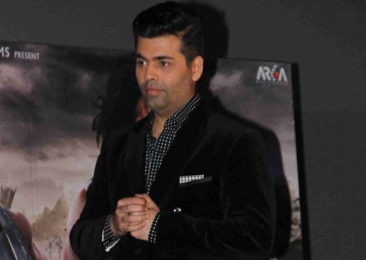 Karan Johar's emotional video doesn't impress- India Tv