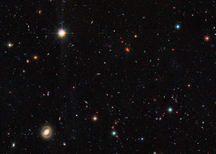 Number of galaxies in the universe - India Tv