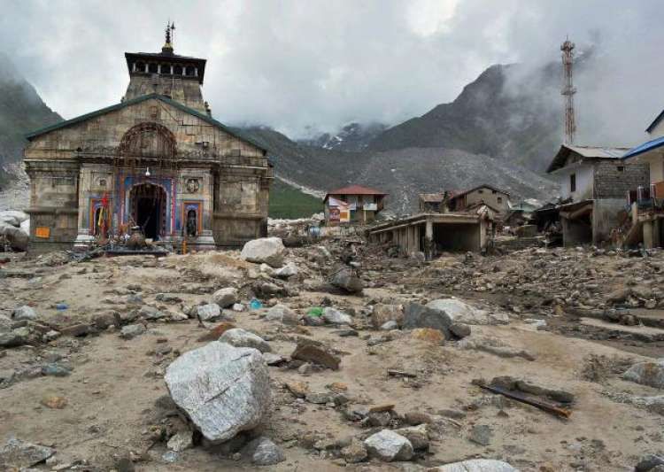 Massive-scale tragedy ripped off Uttarakhand in 2013- India Tv