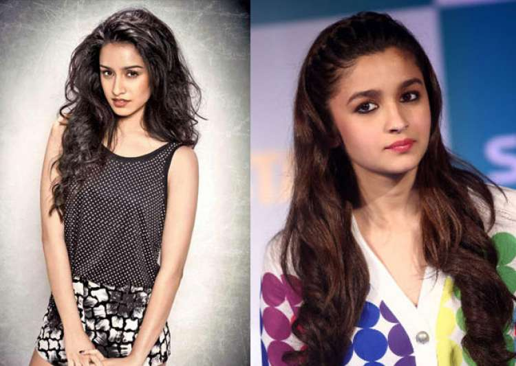 Shraddha Kapoor opens up on her rumoured cold war with Alia- India Tv