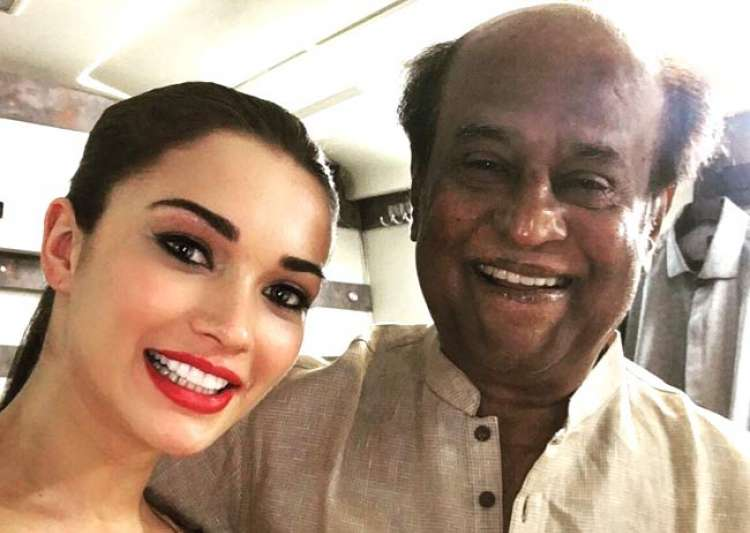 Amy Jackson shares her experience ofworking with- India Tv