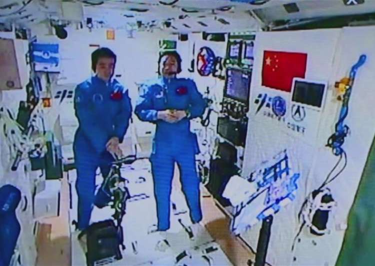 longest-ever space mission- India Tv