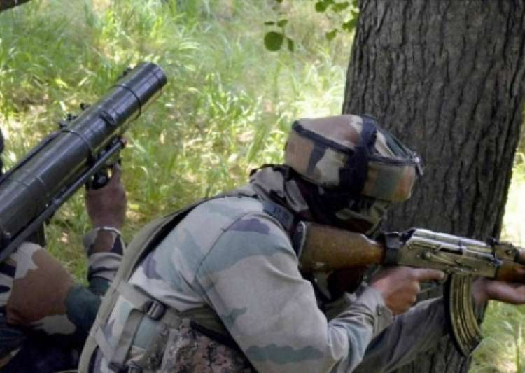 army launches counter attack- India Tv