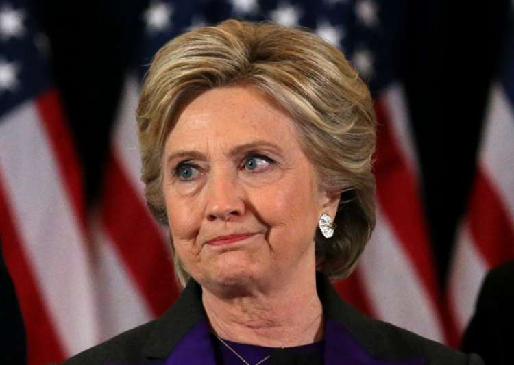 File pic of Hillary Clinton - India Tv