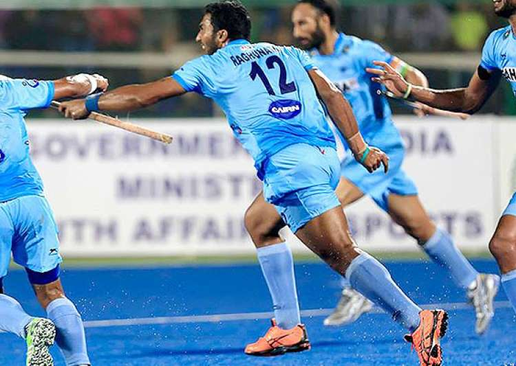 India beat Malaysia 4-1 in hockey- India Tv