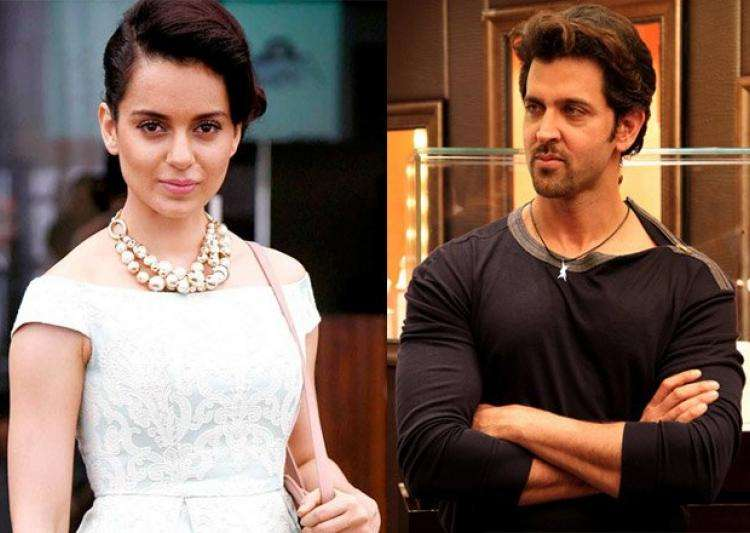 War is still on! Hrithik's legal tussle with Kangana is- India Tv