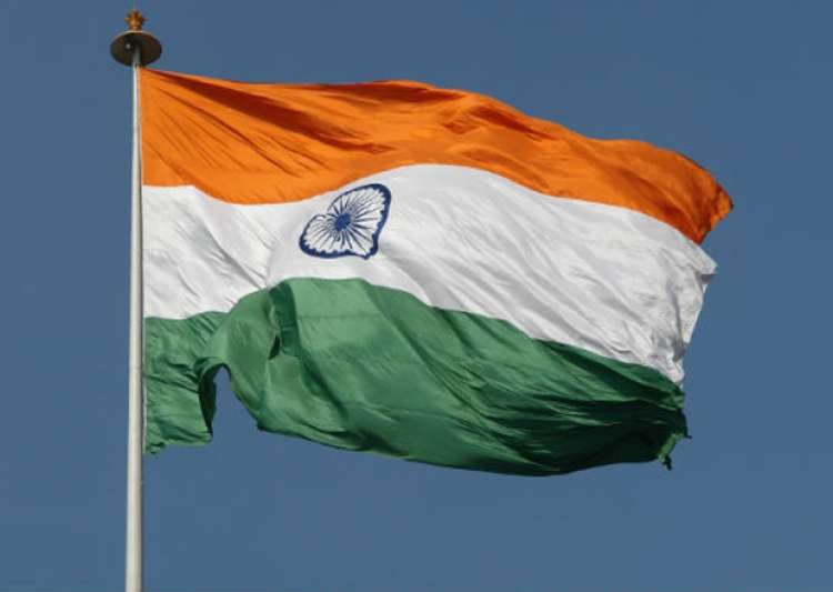 Indian national flag - India Tv