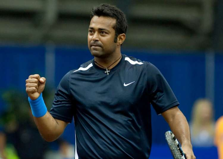 File pic - Leander Paes- India Tv