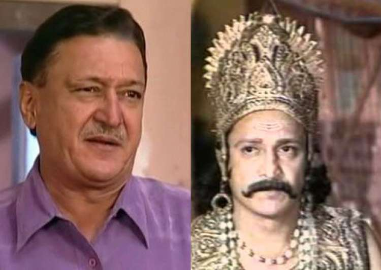 Mukesh Rawal who played Vibhishan found dead on railway- India Tv