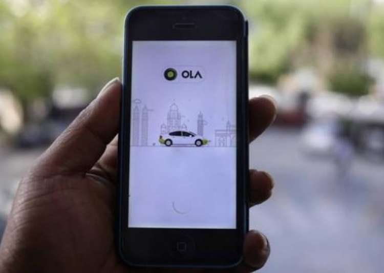 Ola, Cab Services. Users, App, Demonetisation Move- India Tv
