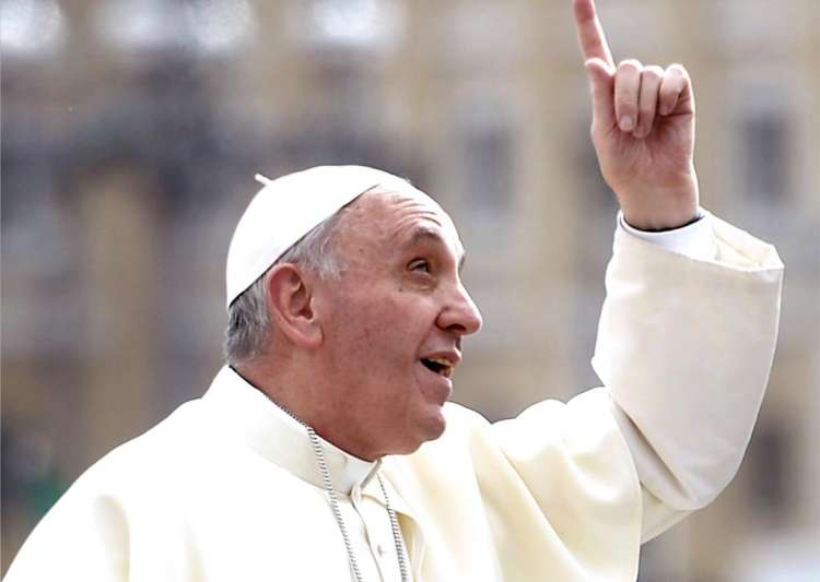 Pope Francis- India Tv