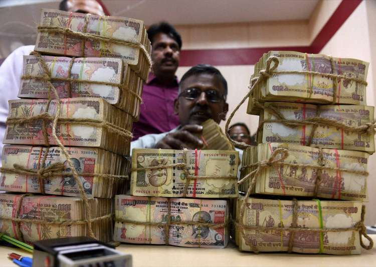 Notes, Note ban, Rs 1000, Rs 2000, Demonetisation - India Tv