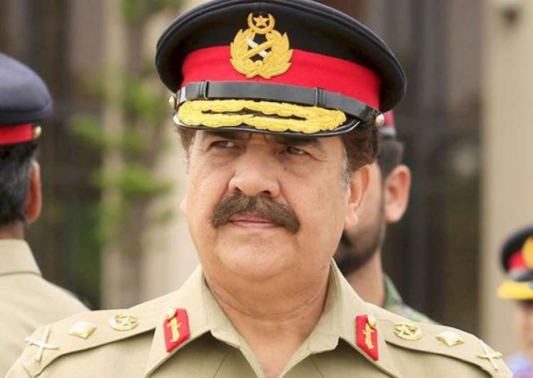 File pic of outgoing Pak Army Chief Raheel Sharif - India Tv