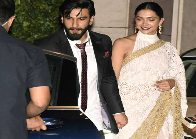 Ranveer and Deepika- India Tv