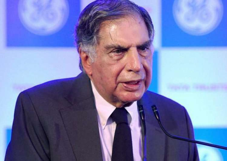 File pic - Tata Group chairman Ratan Tata- India Tv