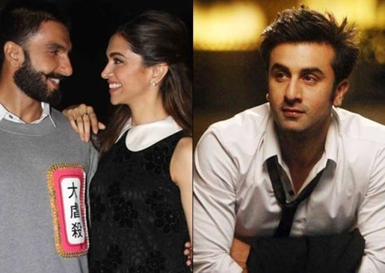 Ranbir and Ranveer graced Karan Johar's Koffee couch- India Tv