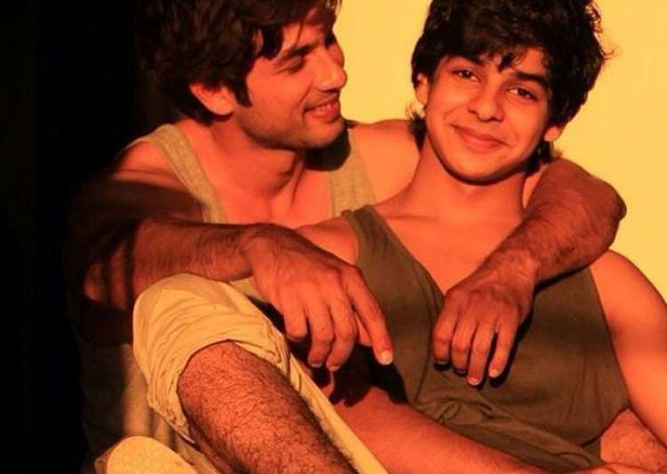 Shahid on younger brother Ishaan's debut- India Tv