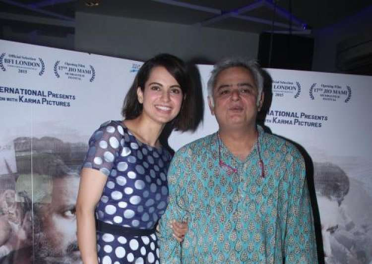 Hansal Mehta wraps up Las Vegas schedule of Kangana Ranaut- India Tv