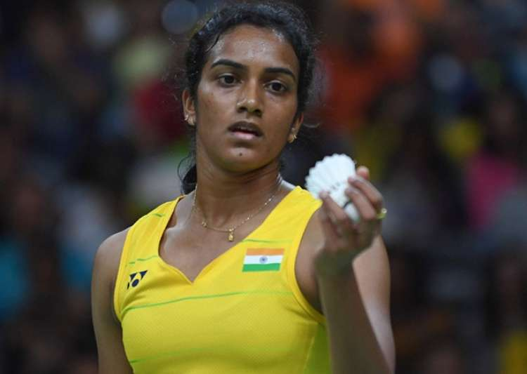 PV Sindhu today lost in the Hong Kong Open final.- India Tv