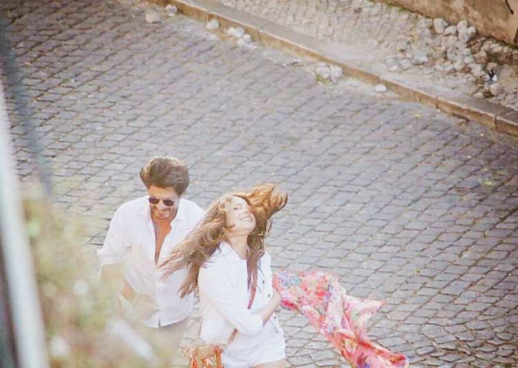 SRK-Anushka's love story with Imtiaz Ali now has a release- India Tv