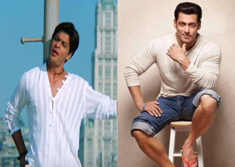 Shah Rukh had recommended Salman's name- India Tv