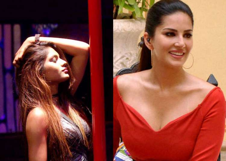 Lopamudra's pole dance gets thumbs up from Sunny Leone- India Tv
