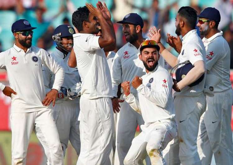 Ind vs Eng, 2nd Test: India beat England by 246 runs, lead- India Tv