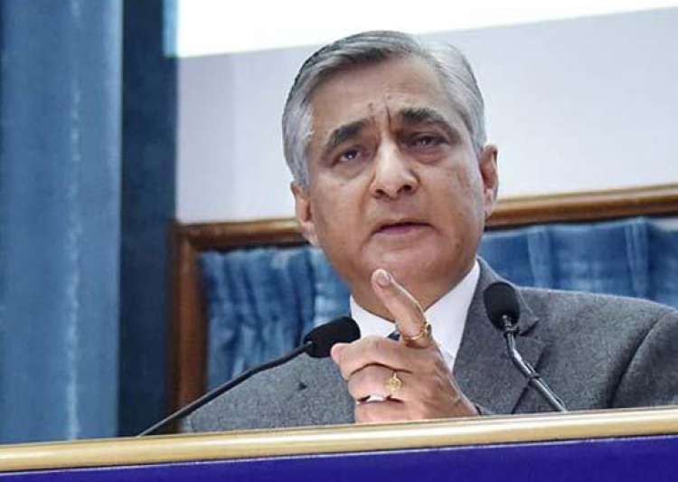 CJI Thakur- India Tv