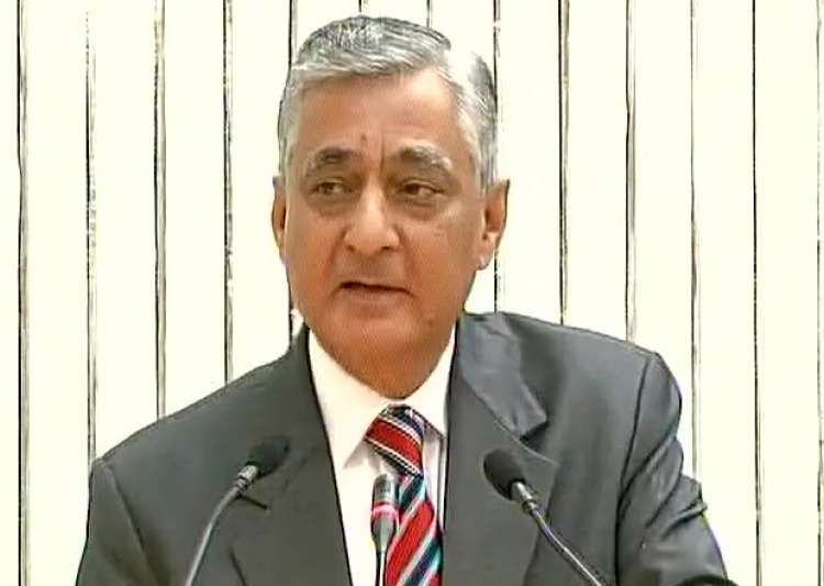 Chief Justice of India TS Thakur- India Tv
