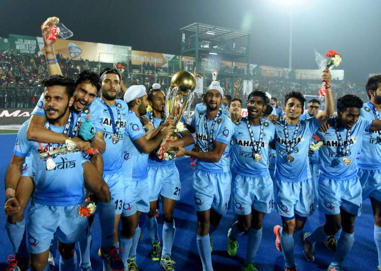 PM Modi lauds Indian Team's victory- India Tv