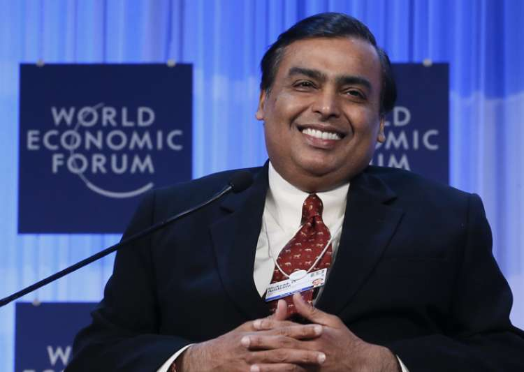 Mukesh Ambani- India Tv
