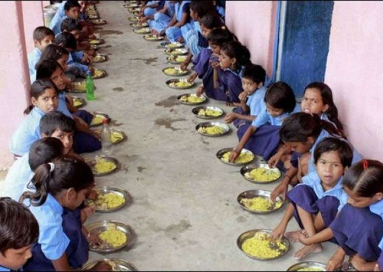 Delhi, Government School, Mid Day Meal, AAP- India Tv