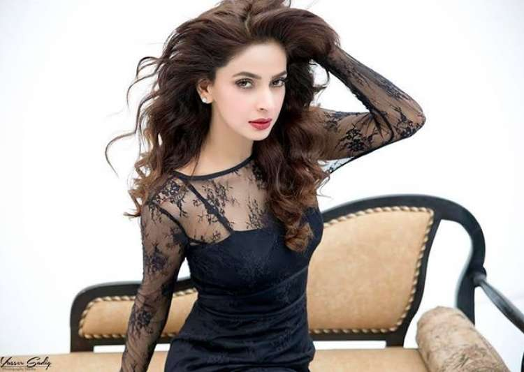 Saba Qamar- India Tv