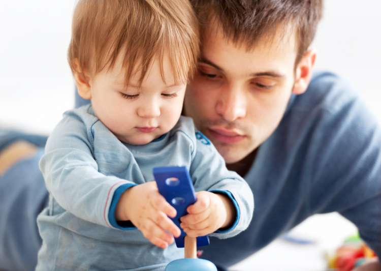 Would-be fathers may suffer depression- India Tv