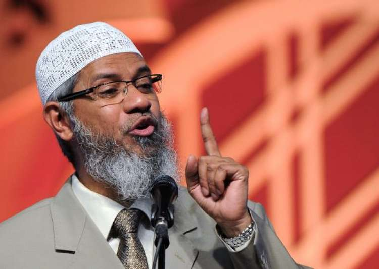 NIA issues fresh summons to Zakir Naik- India Tv