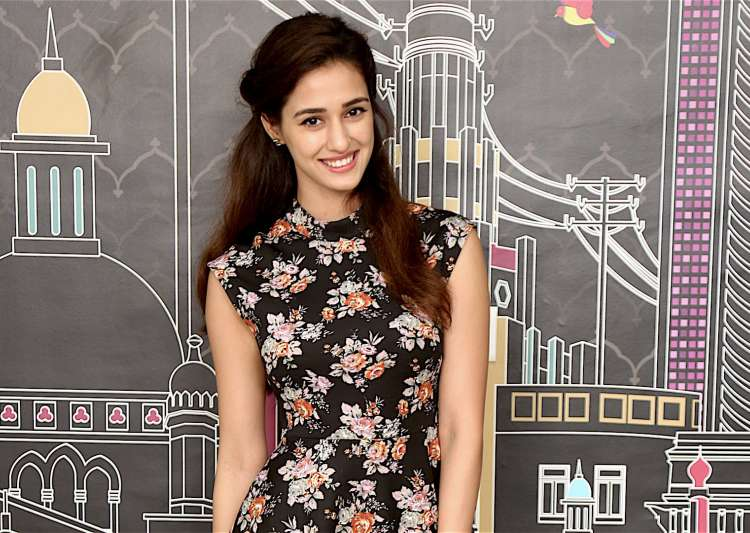 Disha Patani reveals 2 of her 3 most-favourite things!- India Tv