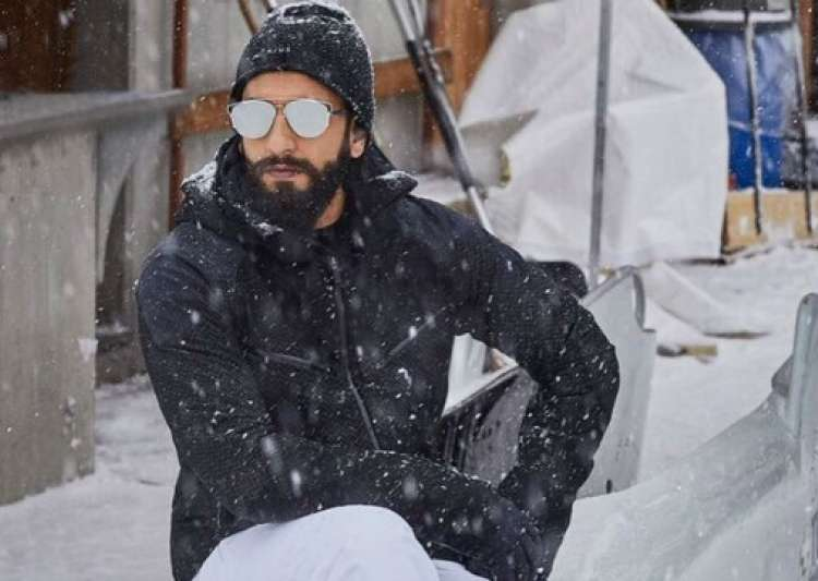 You can't stop drooling over Ranveer Singh's new hot- India Tv