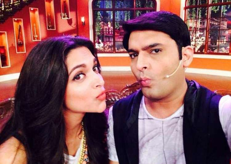 Kapil Sharma doesn't miss 'Deepika Padukone' anymore!- India Tv
