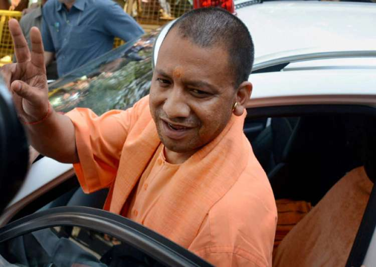 File pic of UP Chief Minister Yogi Adityanath- India Tv