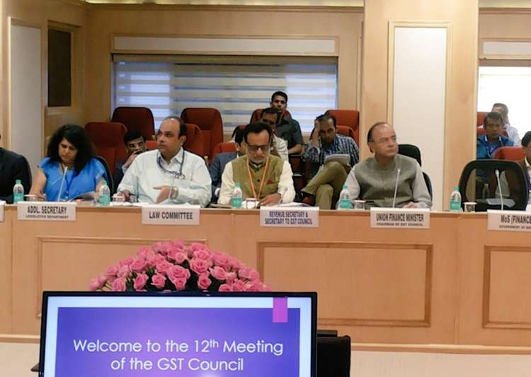 GST Council today cleared remaining two draft bills- India Tv