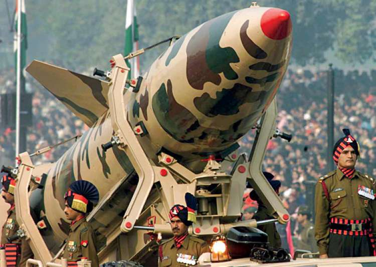 India could launch nuclear weapons on Pakistan as- India Tv