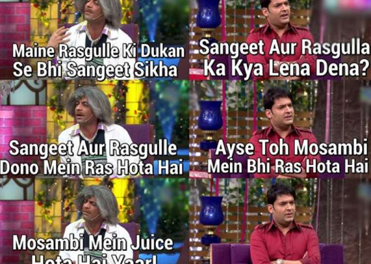 the kapil Sharma Show, sunil Grover- India Tv