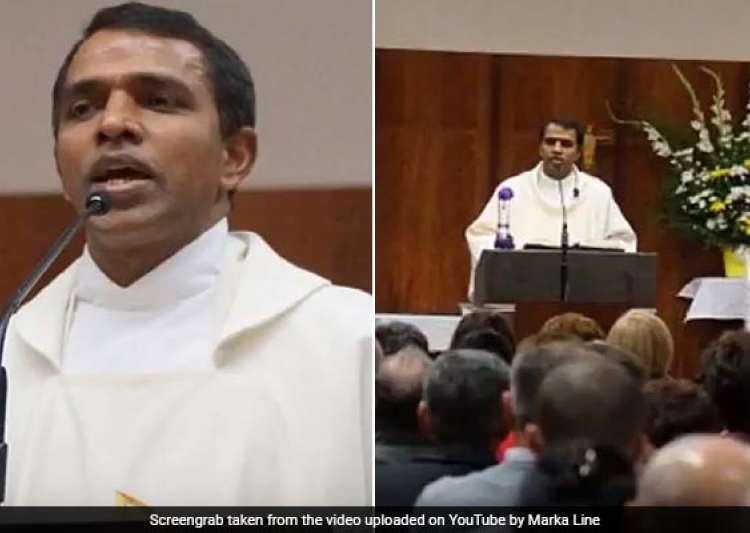 Indian-Origin Priest Stabbed In Melbourne Church- India Tv