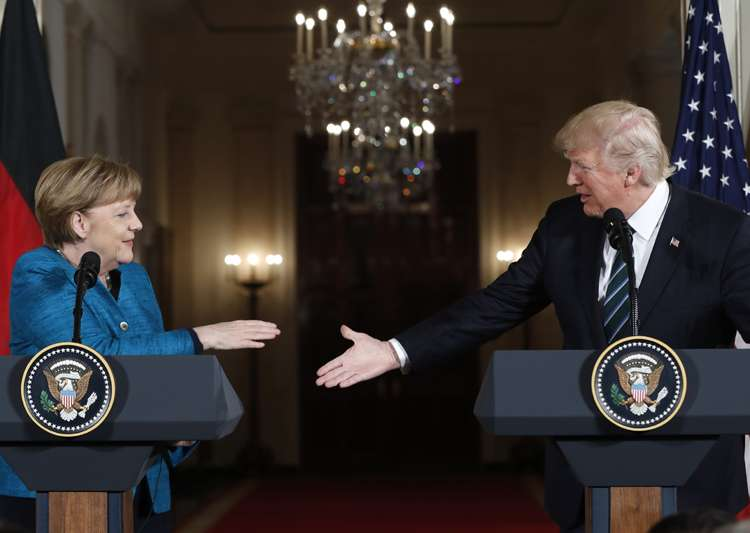 US must be paid more to defend Germany, Trump tweeted on- India Tv
