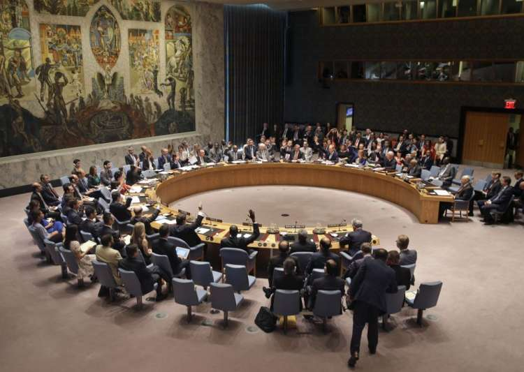 United Nations Security Council- India Tv