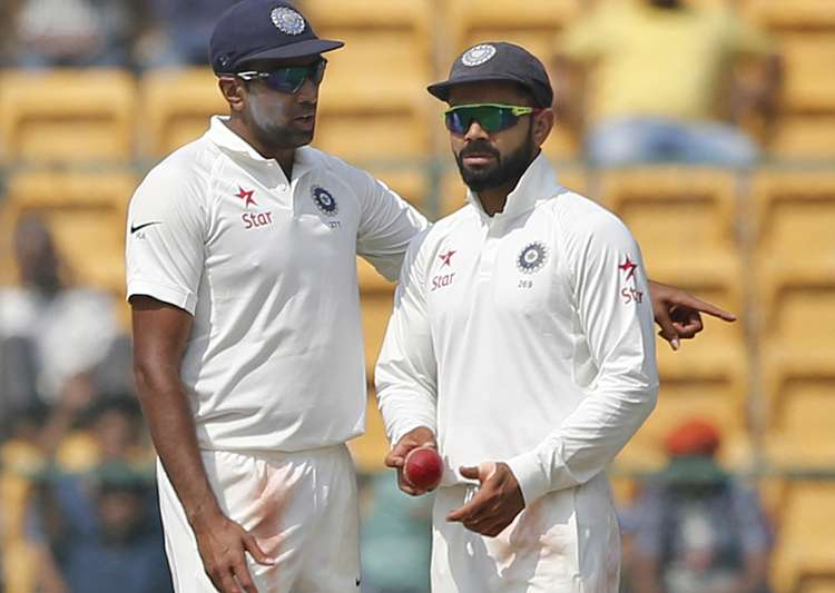 Kohli unhappy with lack hardness in ball used in Ranchi Test- India Tv