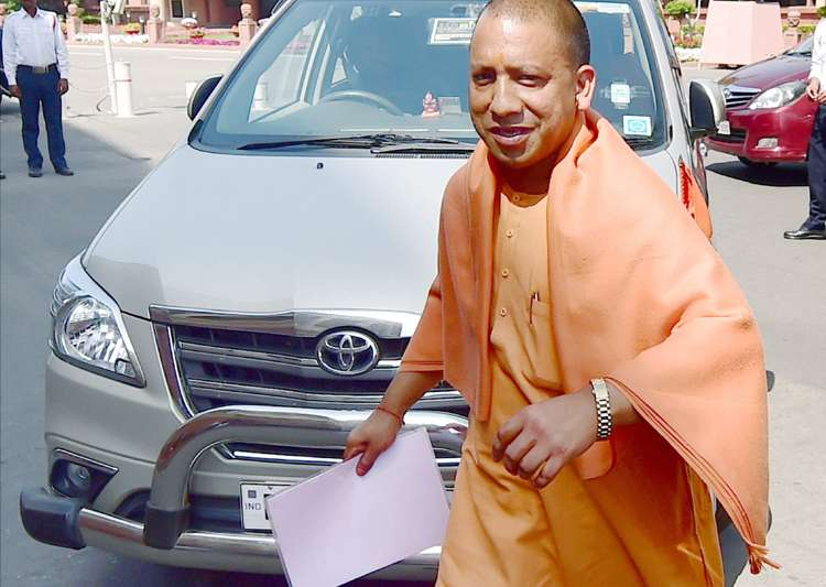 Yogi Adityanath has cracked down on the VIP culture in UP- India Tv