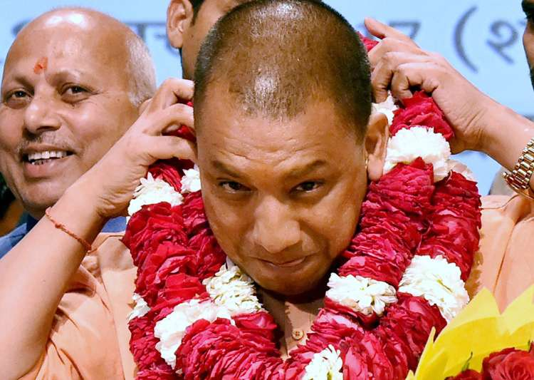 One Muslim face included in Yogi cabinet - India Tv