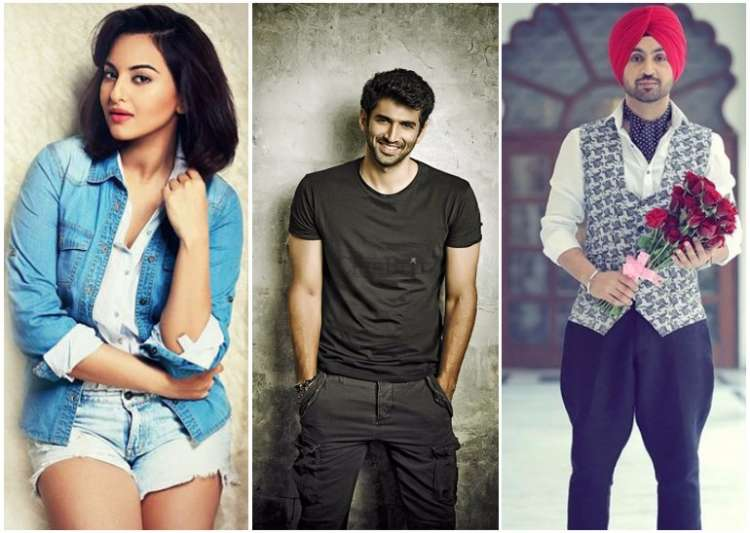 Sonakshi Sinha pairs Diljit Dosangj for her next project